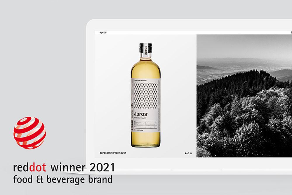 apros Bottle Design
